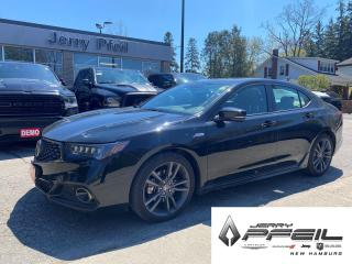 Used 2019 Acura TLX ELITE A SPEC l AWD l SUNROOF for sale in New Hamburg, ON