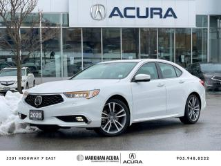 Used 2020 Acura TLX 3.5L SH-AWD w/Elite Pkg for sale in Markham, ON
