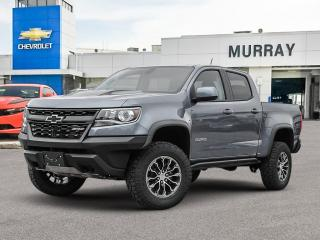 New 2021 Chevrolet Colorado 4WD ZR2 for sale in Winnipeg, MB