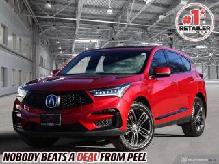 Used 2019 Acura RDX A-Spec for sale in Mississauga, ON