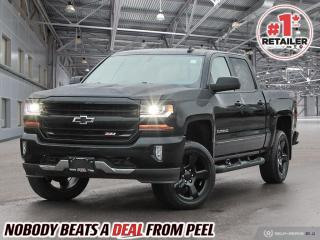 Used 2018 Chevrolet Silverado 1500 1LT for sale in Mississauga, ON