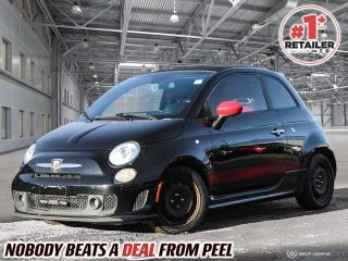 Used 2013 Fiat 500 C Abarth for sale in Mississauga, ON
