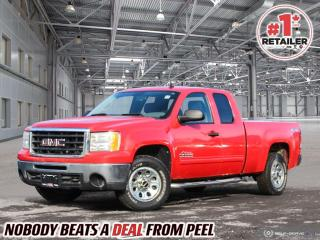 Used 2011 GMC Sierra 1500 SL for sale in Mississauga, ON