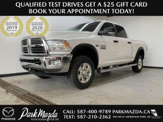 Used 2015 RAM 2500 SLT for sale in Sherwood Park, AB