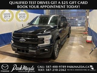 Used 2018 Ford F-150 Lariat for sale in Sherwood Park, AB