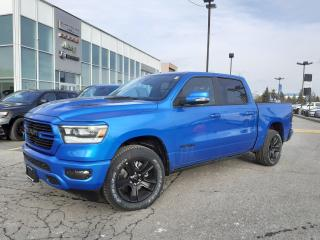 New 2021 RAM 1500 PANO ROOF POWER RUNNING BOARDS LEATHER &  SOUND for sale in Pickering, ON