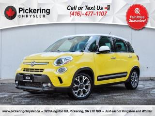 Used 2014 Fiat 500 L Trekking for sale in Pickering, ON