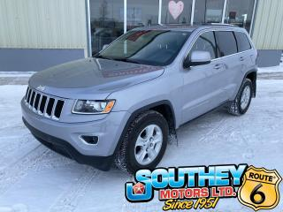Used 2014 Jeep Grand Cherokee Laredo for sale in Southey, SK