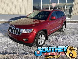 Used 2011 Jeep Grand Cherokee Laredo for sale in Southey, SK
