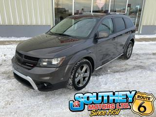 Used 2016 Dodge Journey Crossroad for sale in Southey, SK