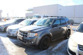 Used 2011 Ford Escape 3.0L XLT for sale in Whitby, ON