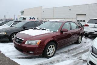 Used 2008 Hyundai Sonata 2.4L GLS for sale in Whitby, ON