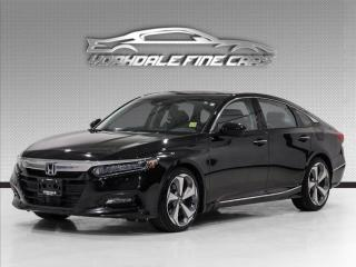 Used 2019 Honda Accord Touring 2.0 Navigation, Camera, Leather, Roof, Loaded for sale in Concord, ON