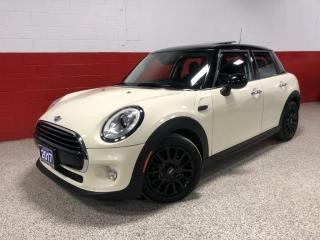 Used 2017 MINI Cooper LED's HEADS-UP DISPLAY PANO-ROOF COMFORT ACCESS for sale in North York, ON