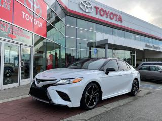 Used 2020 Toyota Camry XSE for sale in Surrey, BC
