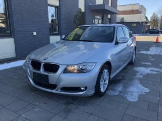 Used 2011 BMW 3 Series 323I RWD for sale in Nobleton, ON