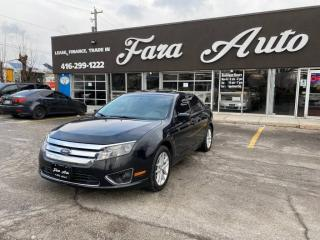 Used 2010 Ford Fusion V6 SEL FWD for sale in Scarborough, ON