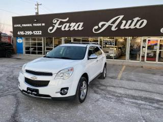 Used 2010 Chevrolet Equinox AWD for sale in Scarborough, ON