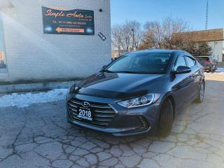 Used 2018 Hyundai Elantra SEL/Value Edition/Limited for sale in Barrie, ON
