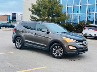 Used 2014 Hyundai Santa Fe Sport FWD 4dr 2.4L for sale in Brampton, ON