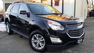 Used 2016 Chevrolet Equinox LT 2WD -BACK-UP CM! REMOTE START! HEATED SEATS! for sale in Kitchener, ON