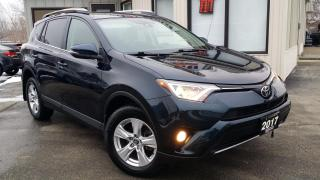 Used 2017 Toyota RAV4 XLE AWD -BACK-UP CAM! BSM! SUNROOF! SAFETY SENSE! for sale in Kitchener, ON