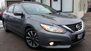 Used 2017 Nissan Altima 2.5 SV TECH -NAV! BACK-UP CAM! BSM! REMOTE START! for sale in Kitchener, ON