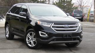Used 2016 Ford Edge Titanium AWD Panoramic for sale in North York, ON