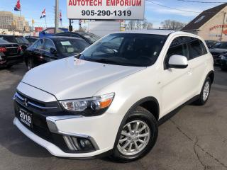 Used 2018 Mitsubishi RVR SE 4WD Navigation/Camera/Heated Seats/BT for sale in Mississauga, ON