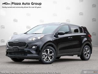 New 2021 Kia Sportage LX for sale in Orillia, ON