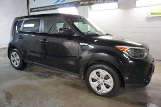 Used 2015 Kia Soul GDI CERTIFIED 2YR WARRANTY *ACCIDENT FREE*2ND WINTER* BLUETOOTH CRUISE AUX for sale in Milton, ON