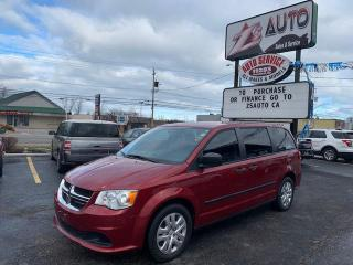Used 2014 Dodge Grand Caravan SE for sale in Windsor, ON