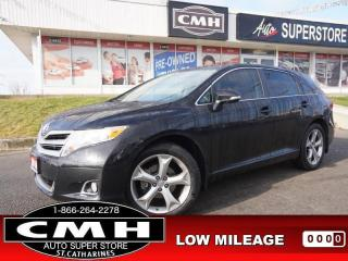 Used 2016 Toyota Venza Base  V6 AWD NAV ROOF LEATH CAM P/GATE P/SEAT HS for sale in St. Catharines, ON