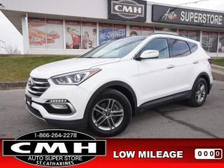 Used 2018 Hyundai Santa Fe Sport Luxury AWD  NAV ROOF LEATH HTD-S/W for sale in St. Catharines, ON