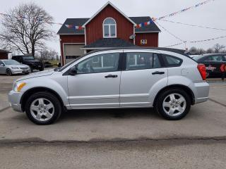 Used 2007 Dodge Caliber SXT for sale in Dunnville, ON