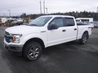 Used 2018 Ford F-150 XLT SuperCrew 6.5-ft. Bed 4WD for sale in Burnaby, BC