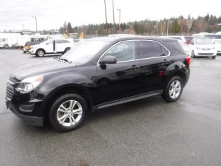 Used 2017 Chevrolet Equinox LS 2WD for sale in Burnaby, BC