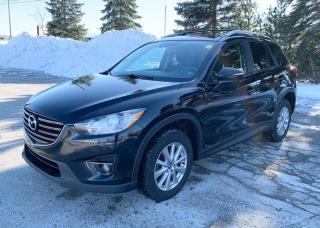 Used 2016 Mazda CX-5 GS | AWD | NAVI | REAR-CAM | SUNROOF | for sale in Barrie, ON