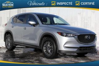 Used 2017 Mazda CX-5 GX 4 portes à traction intégrale, boîte for sale in Ste-Rose, QC