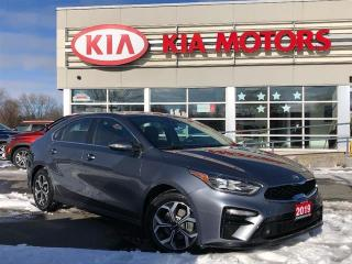 Used 2019 Kia Forte EX,back up camera,keyless,bluetooth,heated seats for sale in Peterborough, ON