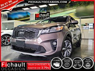 Used 2019 Kia Sorento EX V6 Traction Intégrale *** 7 PASSAGERS for sale in Châteauguay, QC