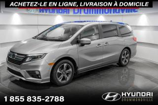 Used 2018 Honda Odyssey EX + GARANTIE + TOIT + CAMERA + A/C + W for sale in Drummondville, QC
