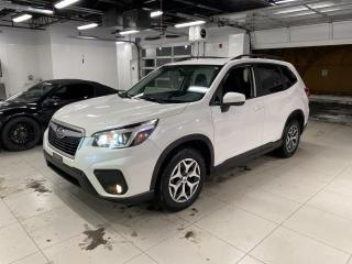 Used 2019 Subaru Forester AWD + GARANTIE + CAMERA + A/C + MAGS + W for sale in Drummondville, QC