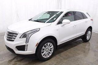 Used 2019 Cadillac XT5 AWD LUXURY SUNROOF BLANC DIAMANT for sale in Montréal, QC