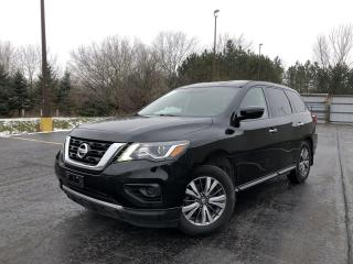 Used 2019 Nissan Pathfinder SV 4WD for sale in Cayuga, ON