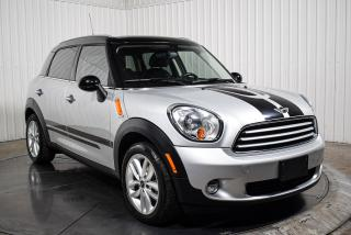 Used 2014 MINI Cooper Countryman COUNTRYMAN GPS TOIT PANO for sale in St-Hubert, QC