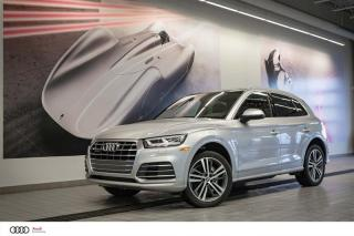 Used 2018 Audi Q5 PROGRESSIV - S-LINE - 2.0 TSFI - QUATTRO AWD for sale in Sherbrooke, QC