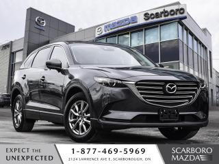 Used 2018 Mazda CX-9 0.99%FINANCE|CPO|GSL|AWD|7 PASSENGERS for sale in Scarborough, ON