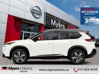 New 2021 Nissan Rogue SV  - Sunroof -  Heated Seats - $249 B/W for sale in Orleans, ON