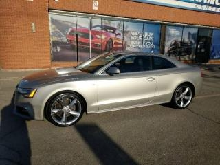 Used 2013 Audi A5 Premium for sale in Mississauga, ON